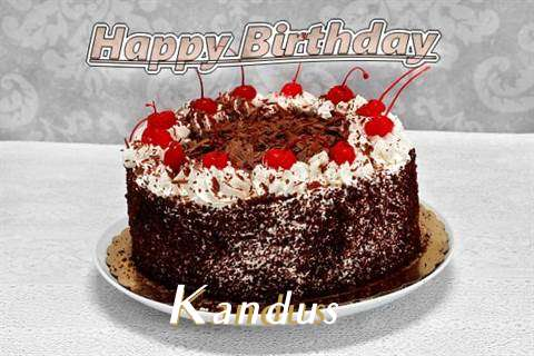 Happy Birthday Kandus