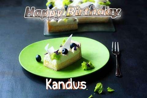 Kandus Birthday Celebration