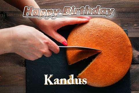Happy Birthday to You Kandus