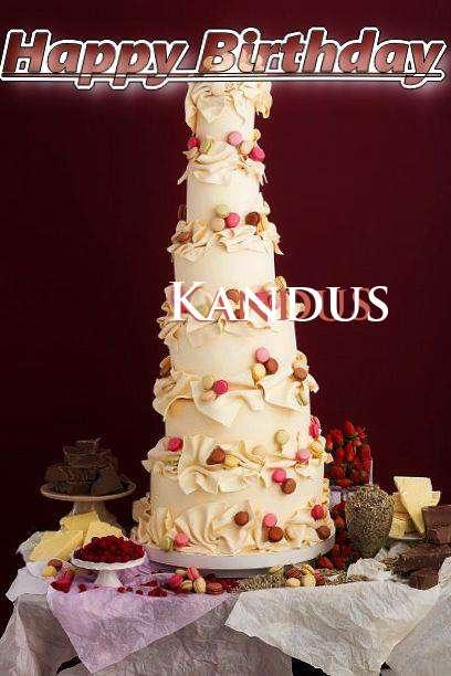 Kandus Cakes
