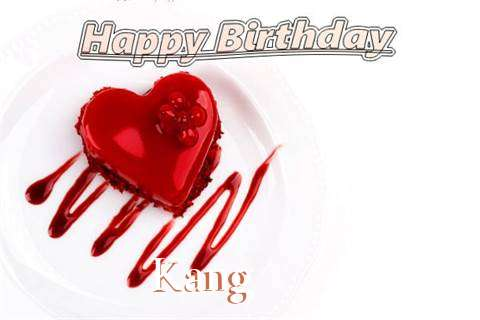 Happy Birthday Wishes for Kang