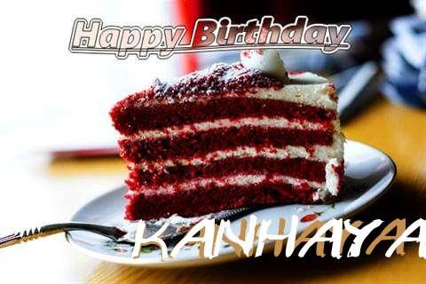 Happy Birthday Cake for Kanhaya