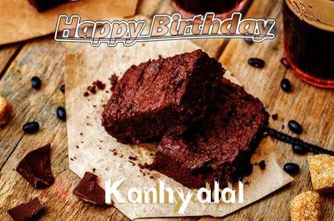 Happy Birthday Kanhyalal Cake Image