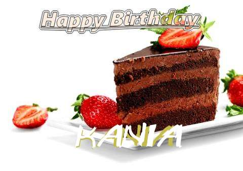Birthday Images for Kania