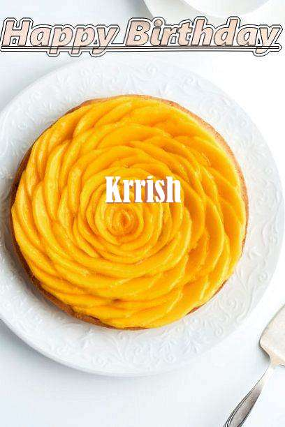 Birthday Images for Krrish