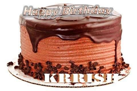 Happy Birthday Wishes for Krrish