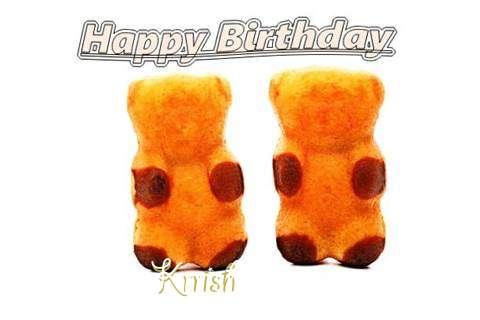 Wish Krrish