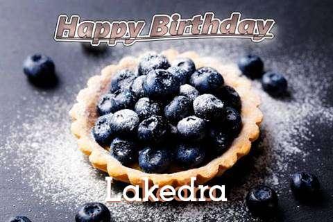 Lakedra Cakes
