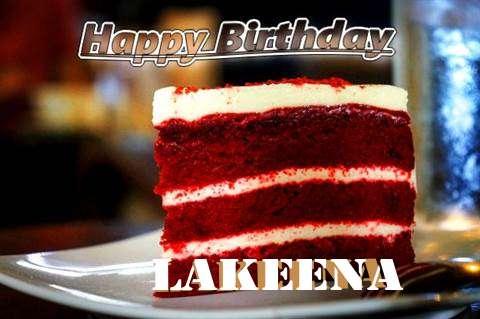 Happy Birthday Lakeena