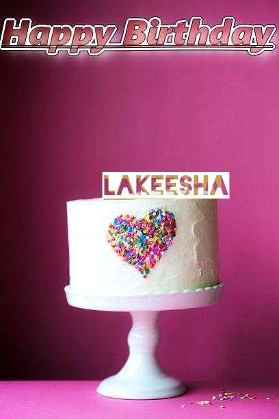 Birthday Wishes with Images of Lakeesha
