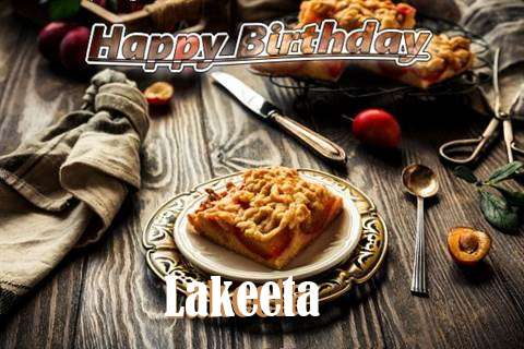 Lakeeta Cakes