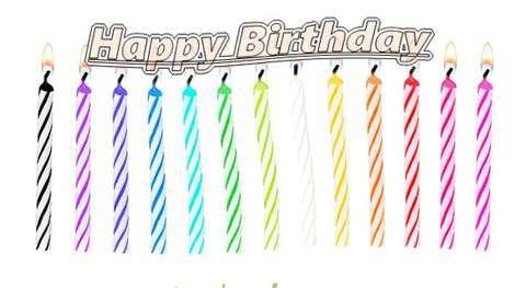 Happy Birthday to You Lakeia