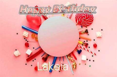 Lakeia Cakes