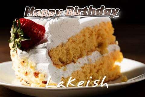 Happy Birthday Lakeish