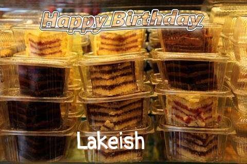 Happy Birthday to You Lakeish