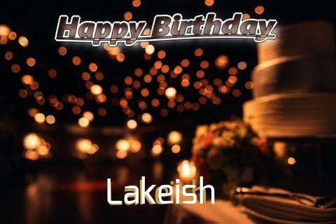Lakeish Cakes