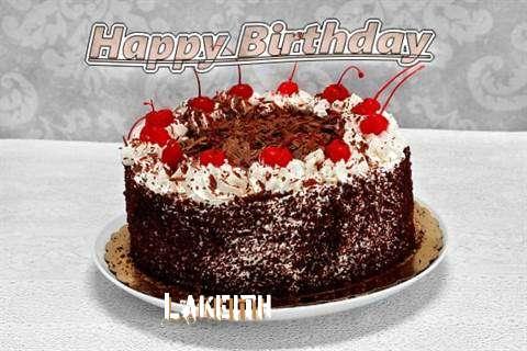 Happy Birthday Lakeith