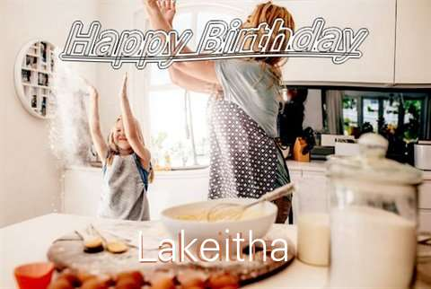 Birthday Wishes with Images of Lakeitha