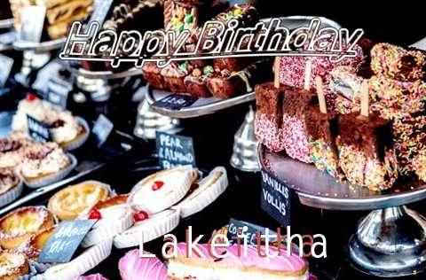 Happy Birthday to You Lakeitha