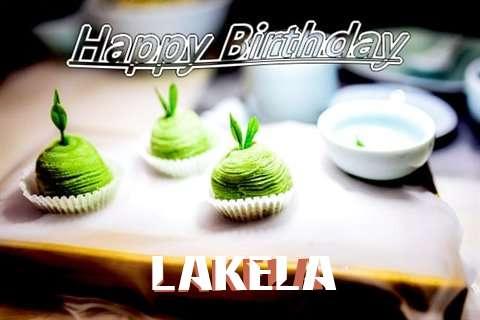 Happy Birthday Wishes for Lakela