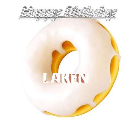 Birthday Images for Laken