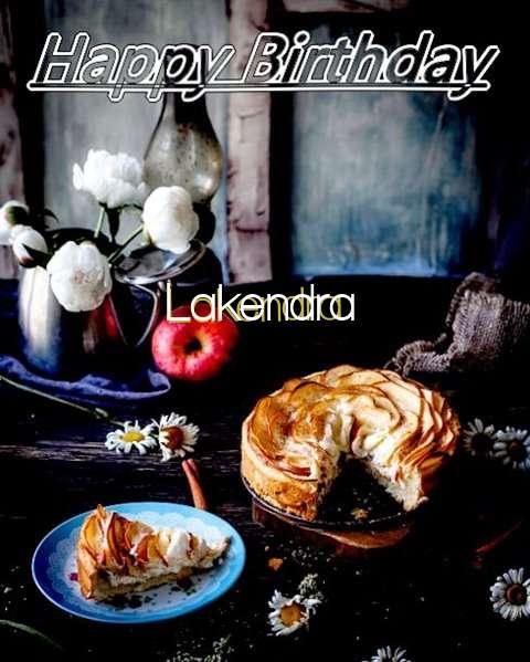 Happy Birthday Lakendra Cake Image