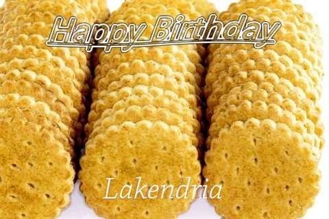 Lakendria Cakes