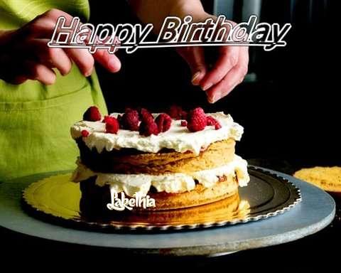 Birthday Wishes with Images of Lakethia