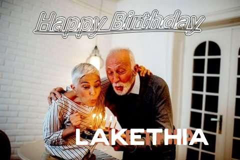 Wish Lakethia