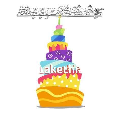Lakethia Cakes
