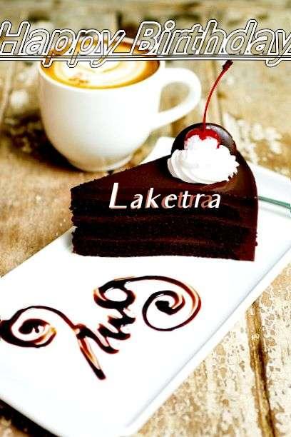 Laketra Birthday Celebration