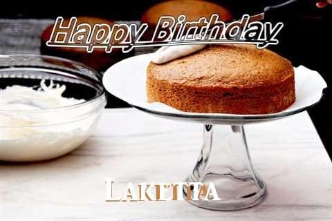 Happy Birthday to You Laketta