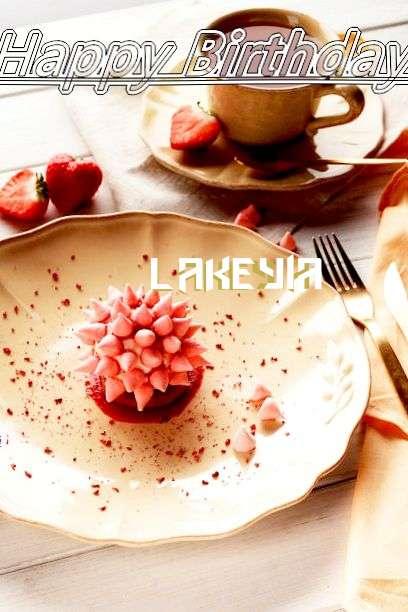 Happy Birthday Lakeyia