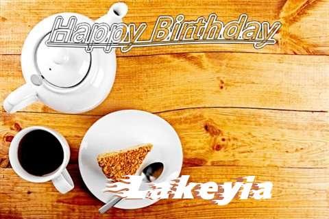 Lakeyia Birthday Celebration