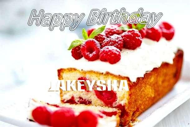 Happy Birthday Lakeysha Cake Image