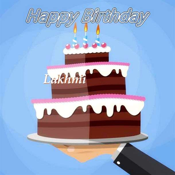 Birthday Images for Lakhmi