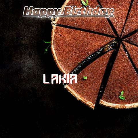 Birthday Images for Lakia