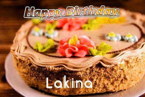 Happy Birthday Lakina
