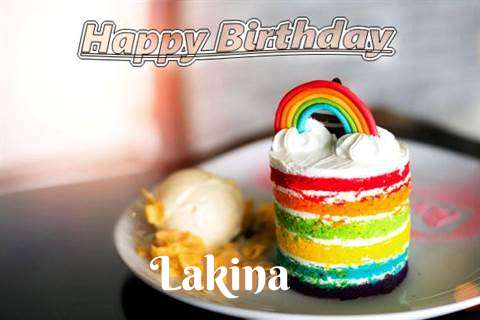 Birthday Images for Lakina
