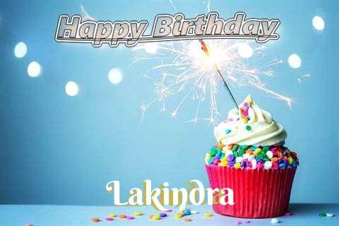 Happy Birthday Wishes for Lakindra