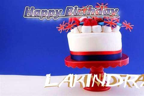 Happy Birthday to You Lakindra