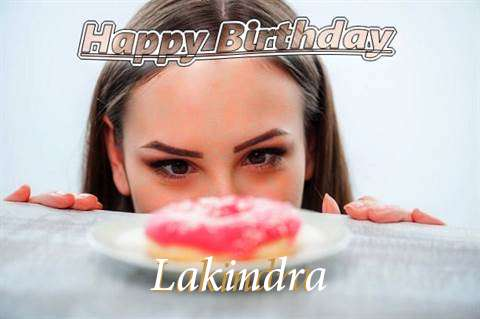 Lakindra Cakes