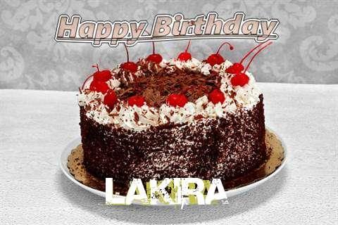 Happy Birthday Lakira