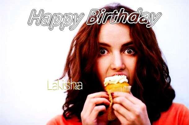 Birthday Wishes with Images of Lakisha