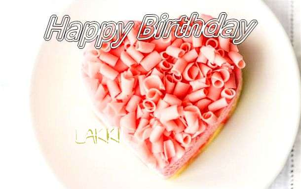 Happy Birthday Wishes for Lakki