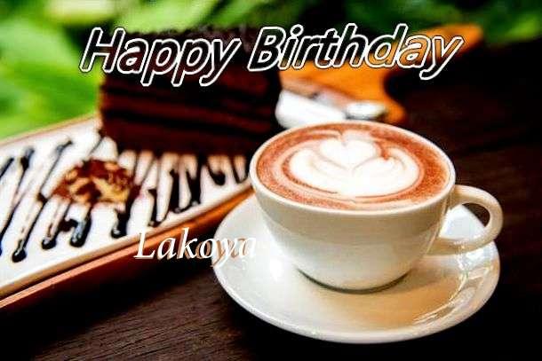 Lakoya Cakes