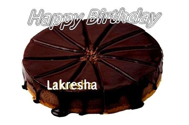 Lakresha Birthday Celebration