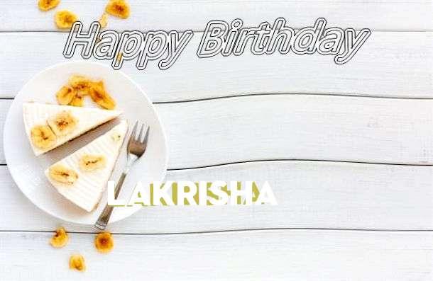 Lakrisha Cakes