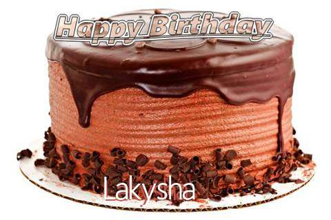 Happy Birthday Wishes for Lakysha