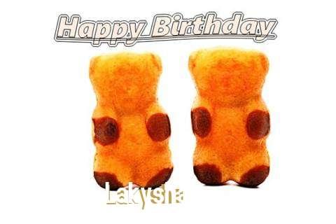 Wish Lakysha